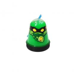 """Slime """"Ninja"""", Зеленый, светится в темноте 0,13кг"""