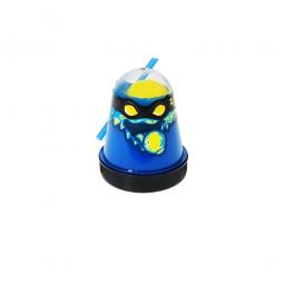 "Slime ""Ninja"", Смешивай цвета 2 в 1, Синий, Желтый 0,13кг"