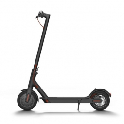 Электросамокат Xiaomi Mijia M365 Electric Scooter (черный) Global + комплект шин и камер