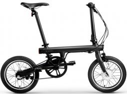 Электровелосипед Xiaomi Mijia QiCycle складной, черный