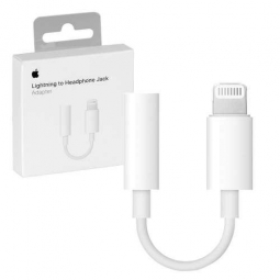 Адаптер APPLE Lightning to 3.5mm Jack MMX62ZM/A
