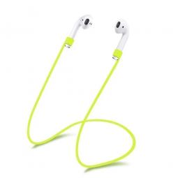 Держатель для наушников Totu Design Earphone strap airpods-anti lost (Зеленый)