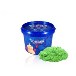 Космический песок Зелёный 0,5 кг