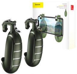 Триггер Baseus Grenade Handle для games серый