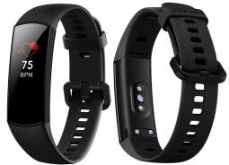 Фитнес браслет Huawei Honor Band 4 black (Черный)