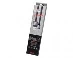 Кабель Remax Platinum Metal RC-044i for micro USB 1м Black