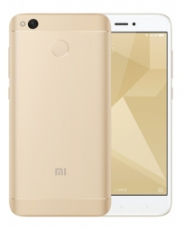 Смартфон Xiaomi Redmi 4X 32Gb Gold (Золотой)