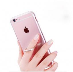Защитный чехол с кольцом HOCO для Iphone 7/8 Plus (прозрачный)