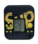 Защитный чехол SHANHI для Apple AirPods 1/2 с играми (черный)
