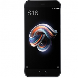 Смартфон Xiaomi Mi Note 3 6/128Gb Black (Черный)