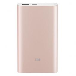 Внешний аккумулятор Xiaomi Mi Power Bank Pro 10000 mah Rose Gold (розовое золото)