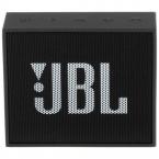 Аккустическая система JBL GO (JBLGOBLU) Black (Черный)