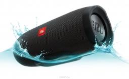 Портативная акустика JBL Charge 3 Black (Черная)