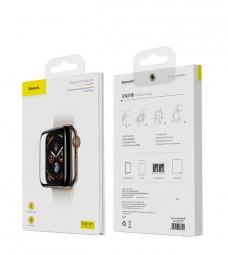 Защитное стекло Baseus для Apple Watch 4/Watch 5 44 мм