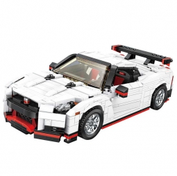 Конструктор Mould Kung Creative Idea Спортивный автомобиль «Nissan GT-R» 13104