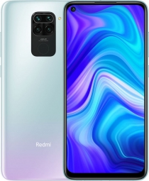 Смартфон Xiaomi Redmi Note 9 3/64Gb White Global Version