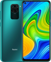 Смартфон Xiaomi Redmi Note 9 4/128Gb NFC Green Global Version