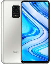Смартфон Xiaomi Redmi Note 9 Pro 6/128GB White Global Version