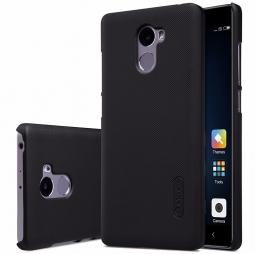 Чехол бампер Nillkin для Xiaomi RedMi 4 Черный