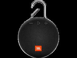 Портативная акустическая система JBL Clip 3 Midnight Black (Черный)