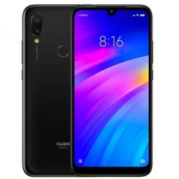Смартфон Xiaomi Redmi 7 3/32GB Черный (Global Version EU)