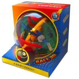 Головоломка Track Ball 3D 17 см (118 ходов)