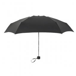 Миниатюрный зонт Olycat Small Black Folding Umbrella Black