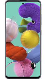 Смартфон Samsung Galaxy A51 128GB Black (черный)