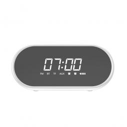 Часы с портативной колонкой Baseus Encok Wireless Speaker E09 White