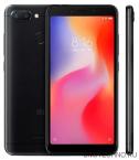 Смартфон Xiaomi Redmi 6 3/32GB Black EU Global Version