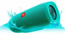 Портативная акустика JBL Charge 3 Teal (бирюзовый)