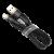 Кабель Baseus C-shaped Light Intelligent cable Lightning USB 2м