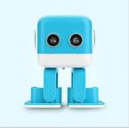 Интеллектуальная колонка-робот Robo Cubee Blue (Синий)