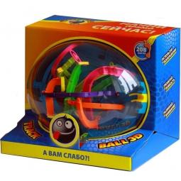 Головоломка Track Ball 3D 22 см (208 ходов)