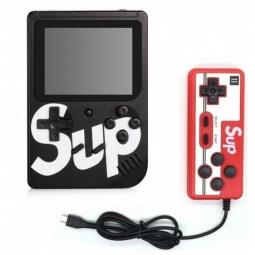 Портативная игровая приставка с джойстиком ретро Sup X Game Box