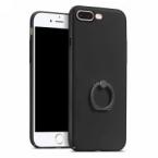 Защитный чехол с кольцом HOCO для Iphone 8 Plus (Черный)