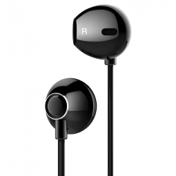 Наушники Baseus Enock H06 lateral in-ear Wire Earphone черные