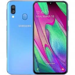 Смартфон Samsung Galaxy A40 4/64gb Blue/голубой (SM-A405FZBGSER)