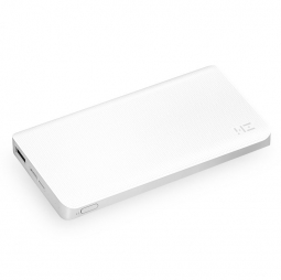 Внешний аккумулятор Power Bank ZMI QB810 (10000mAh) Белый