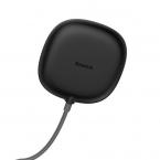 Беспроводное зарядное устройство Baseus Suction Cup Wireless Charger (Black)