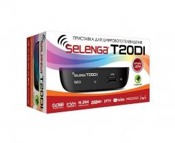Цифровая приставка DVB-T2 Selenga T20D