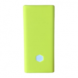 Чехол Xiaomi Mi для Power Bank 2C 20000 mAh салатовый