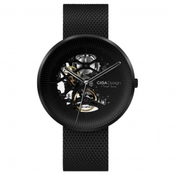 Механические часы Xiaomi CIGA Design Mechanical Watch Round Black (Черный)