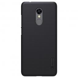 Чехол накладка Nillkin для Xiaomi Redmi 5 Plus (черный)