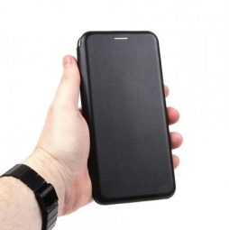 Чехол книжка для Xiaomi redmi 4x Черный
