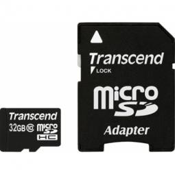 Карта памяти SD 32Gb Transcend Class10