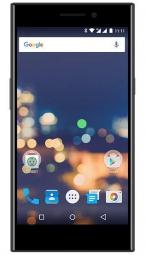 Смартфон SENSEIT E510 чёрный