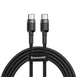 Кабель Baseus Cafule Series Type-C PD2.0 Cable 1м