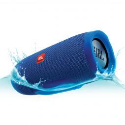 Портативная акустика JBL Charge 3 Blue (Синий)