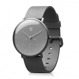 Умные часы Xiaomi Mijia Quartz Watch Gray (Серый)